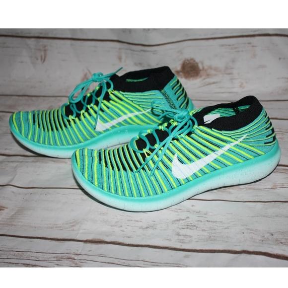 bbcb646c3980 New Nike Free RN Motion Flyknit